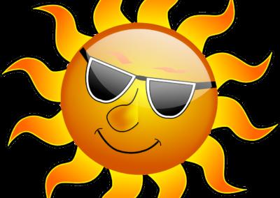 Cet été gardez le smile en vacances !