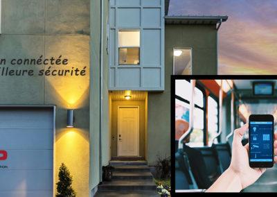 Caméras et Objets connectés pour sécuriser votre maison